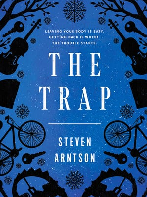"""""""The Trap"""" by Steven Arntson reminds you of old '50s sci-fi novels and middle-grade four-kids-bored-with-summer stories."""