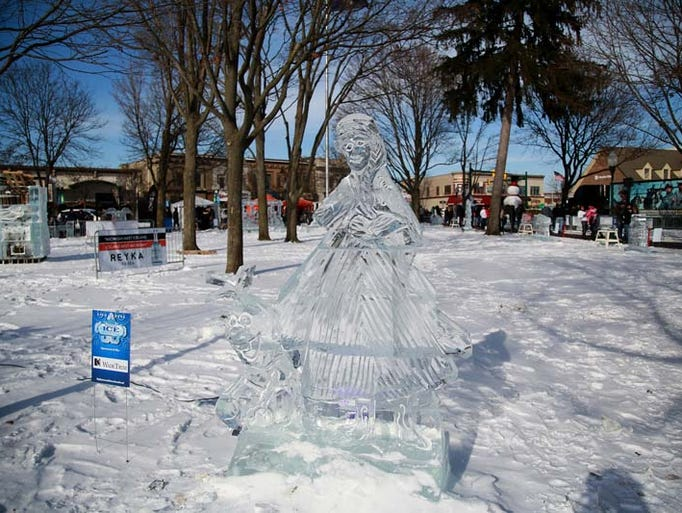 2015 Plymouth Ice Festival