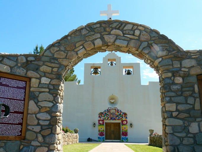 St. Francis de Paula's annual festival in Tularosa