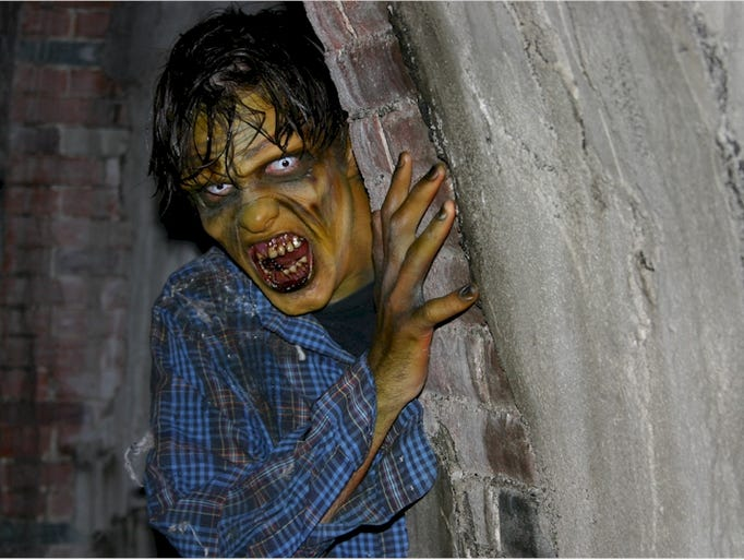 America Haunts 5 Of The Most Terrifying Haunted Houses In