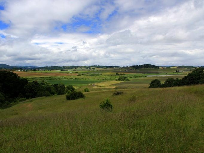 Best easy hikes in Salem and Keizer. No. 1 — Baskett Butte.