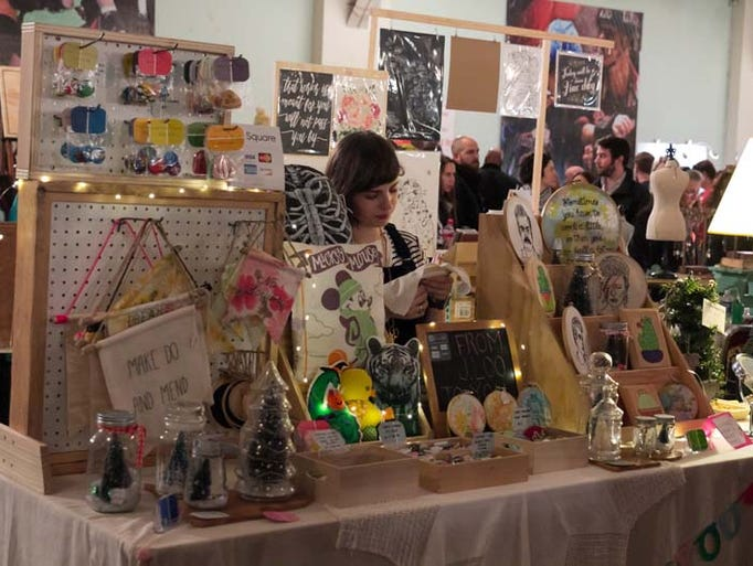 Craft Fair At Masonic Temple