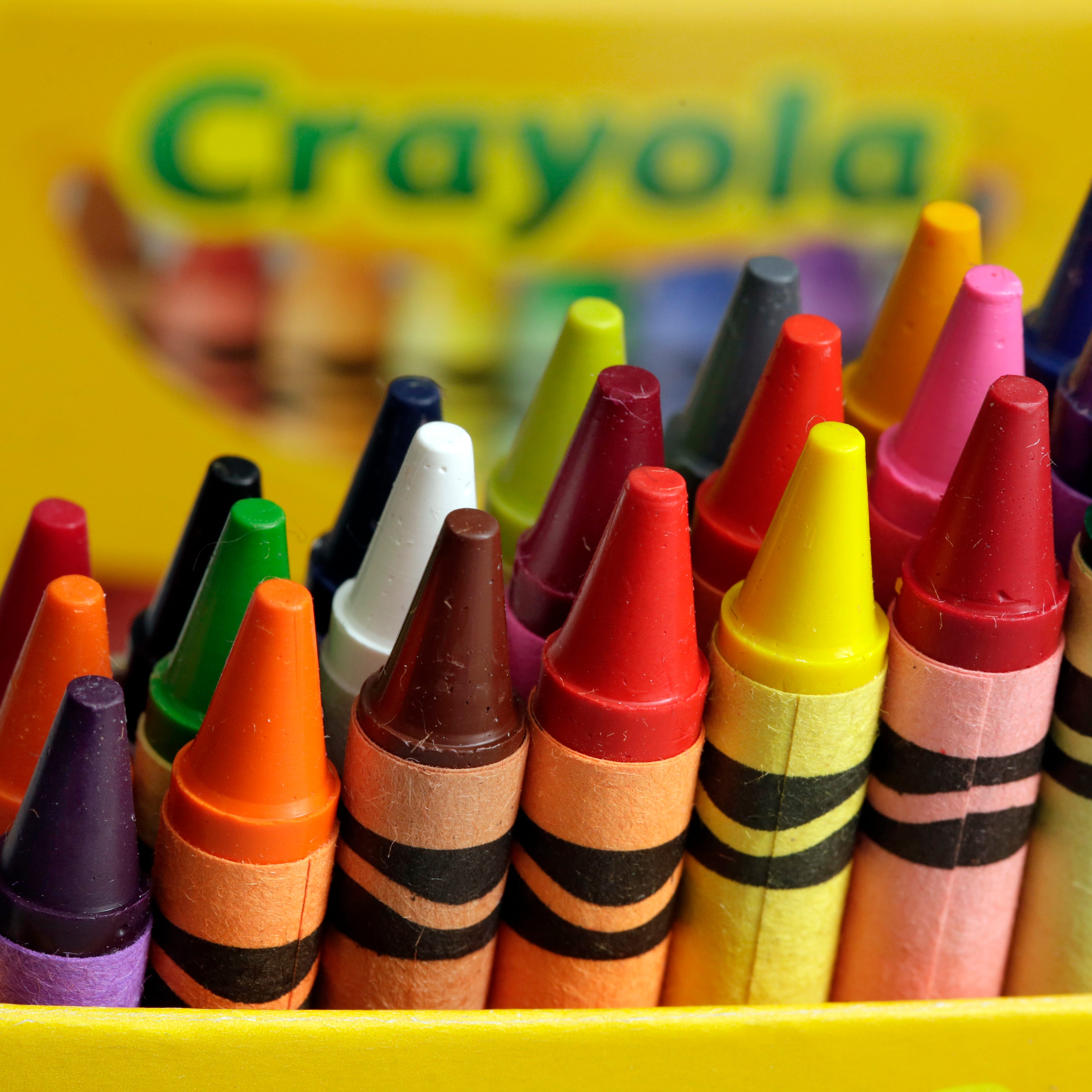 crayola reveals the color of crayon it is retiring - Color A Picture
