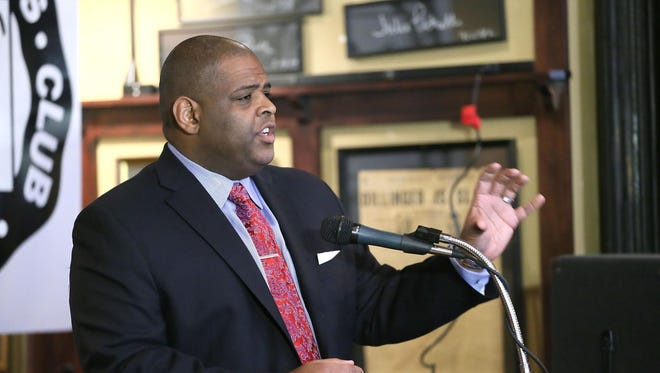Demond Means has been named the new superintendent for the Wauwatosa School District.