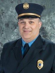 Neenah-Menasha Fire Chief Kevin Kloehn