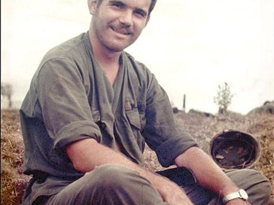 """Maurice John Biehn of Gregory died in Vietnam Oct. 9, 1967. He is honored on """"The Wall That Heals,"""" a replica of the Vietnam Veterans Memorial which will be in Howell Aug. 23-26."""