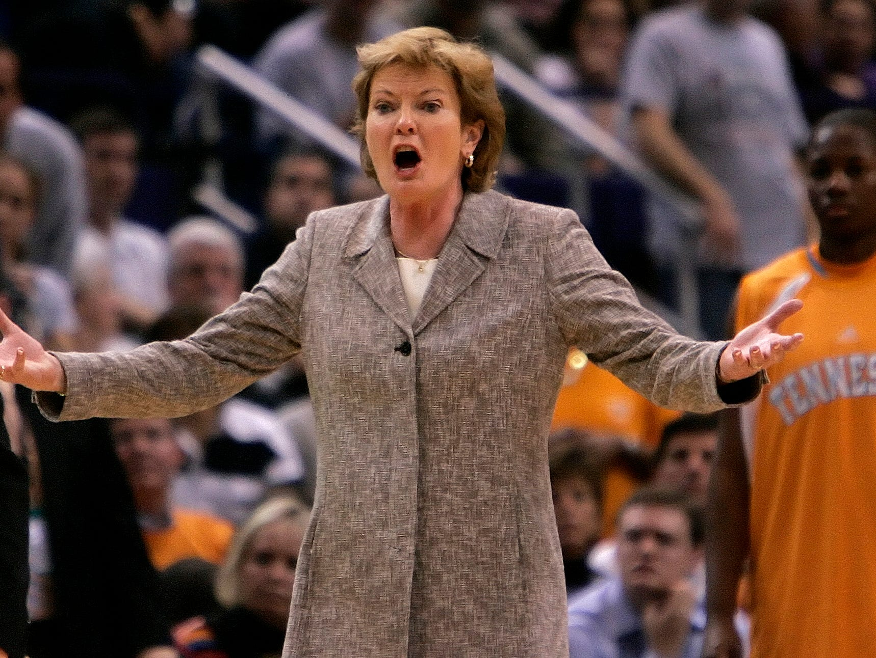 The Pat Summitt Foundation will be releasing video tributes to the former Tennessee women's basketball coach on Wednesday to mark the anniversary of her death.