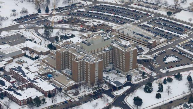 Clement J. Zablocki VA Medical Center in Milwaukee.