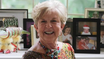 Born caregiver and Grande Dame honoree Dena Geraghty of Fort Myers has died at 79