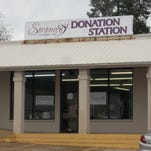 The Donation Station, located behind KFC in College Plaza, is now open on Saturdays from 9 a.m.-1 p.m., along with the regular 9 a.m.-3 p.m. hours on Wednesday.