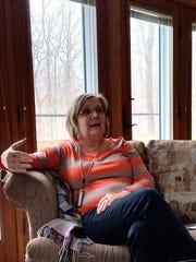 Linda Bavlnka and her husband say they got little notice