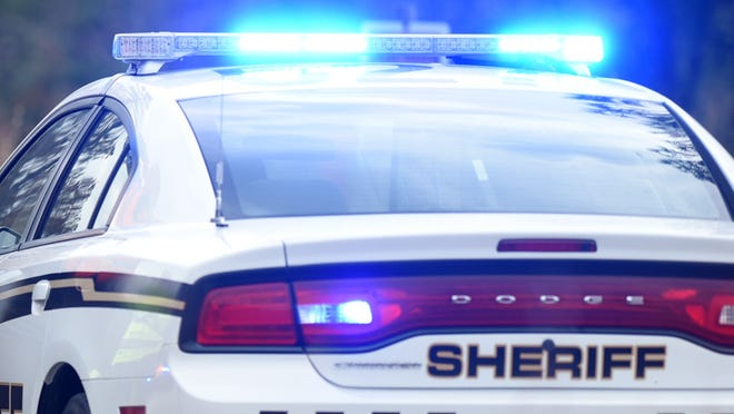 A Pender County Sheriff's deputy was dismissed after crashing a police cruiser.