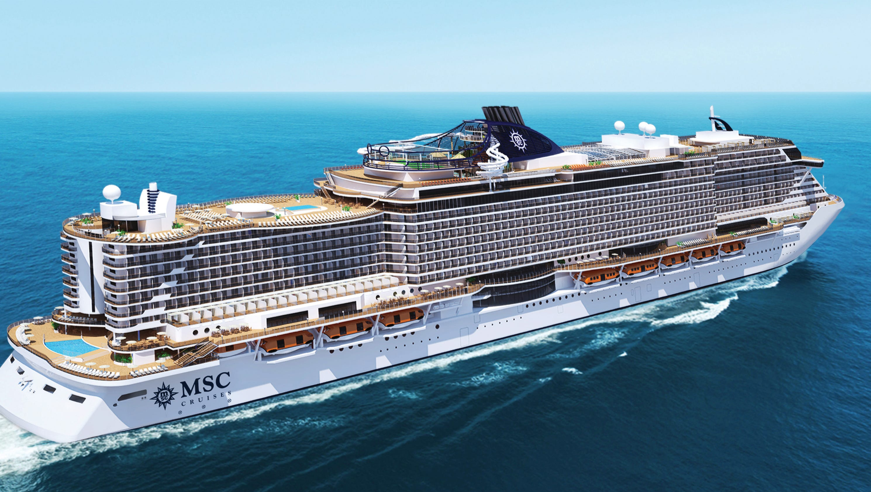 MSC Cruises to U.S. vacationers: We're back!