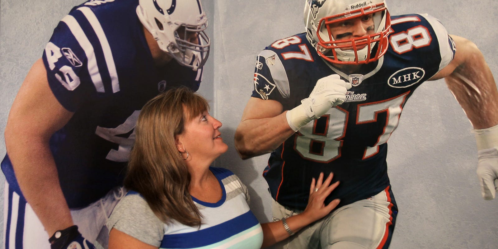 Rob Gronkowski S Mother A Fort Myers Resident Raised Some
