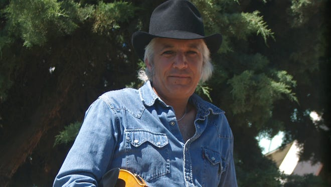 Scott Joss and the Sidemen will play an evening of Western swing, gypsy jazz and country music at 8 p.m. Saturday at Pilgrim Congregational Church in Redding.