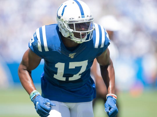 Indianapolis Colts wide receiver Devin Funchess has taken the COVID-19 opt-out option for the upcoming season.