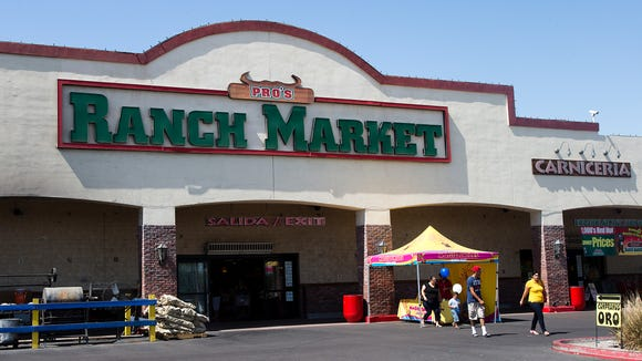 Pro's Ranch Markets has 11 stores in Arizona, Texas and New Mexico, including this one at 16th and Roosevelt streets in Phoenix.