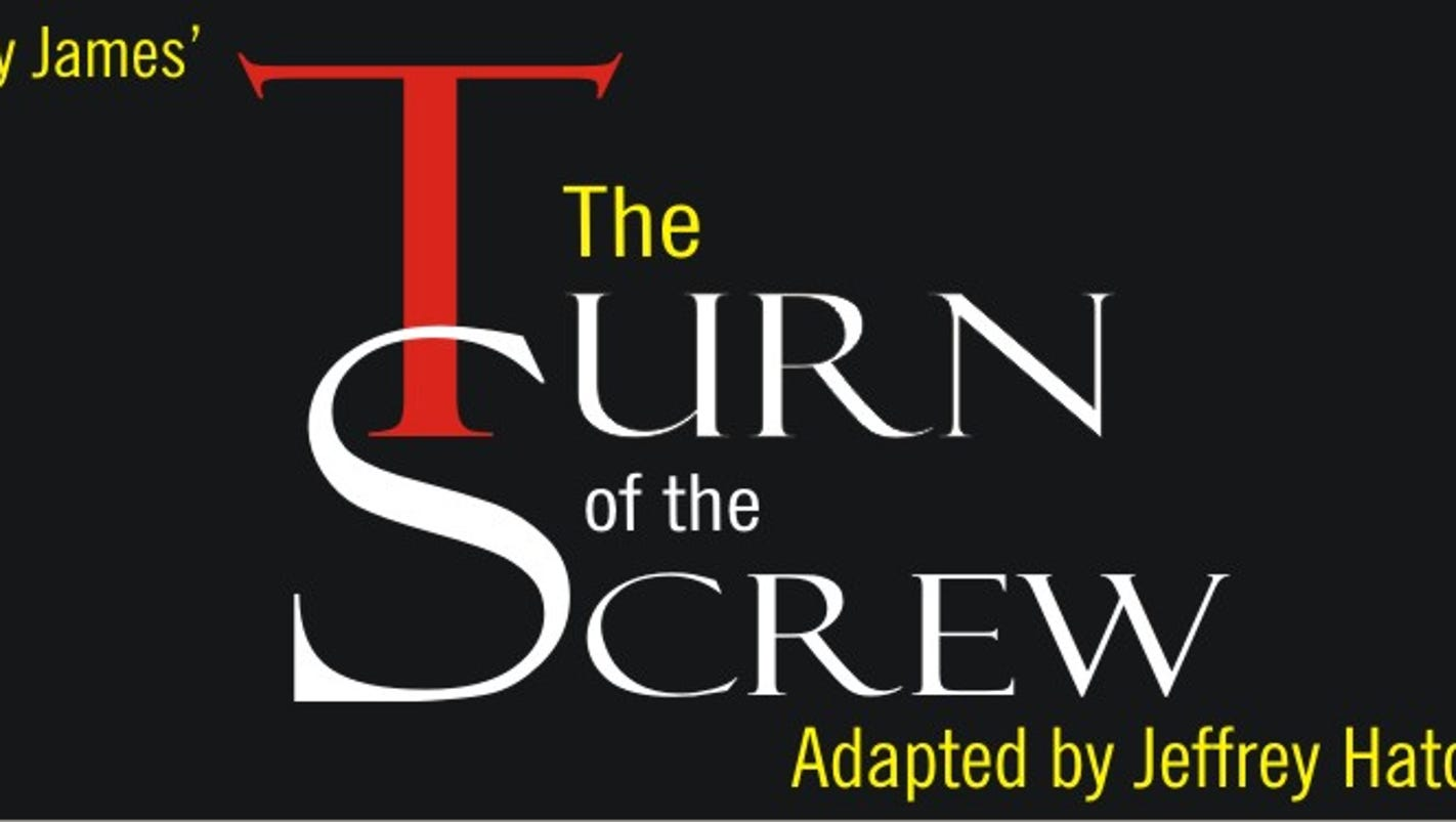 the final turn of the screw Start studying statistics final learn vocabulary, terms, and more with flashcards the first sentence in henry james' novel the turn of the screw has 62 words.