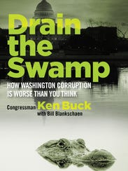 A new book by Rep. Ken Buck, R-Colo., slams dysfunction