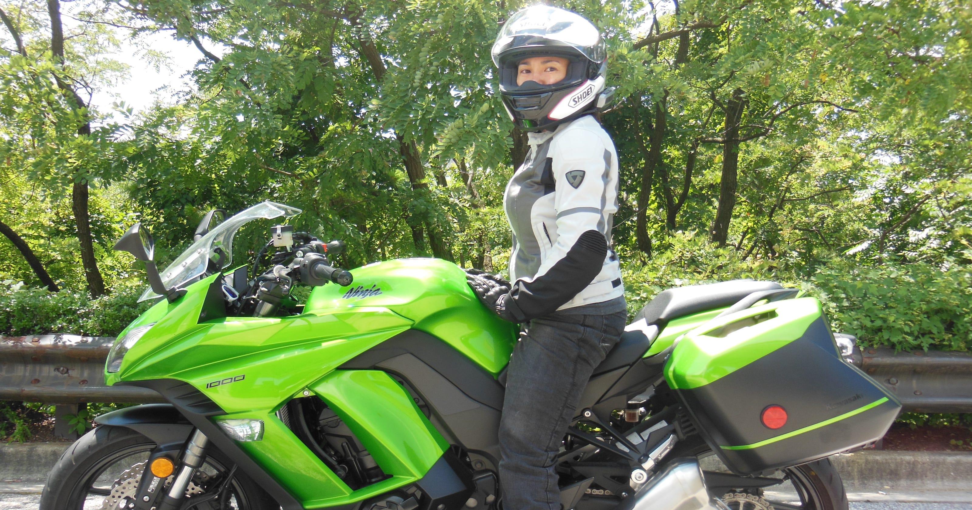 Motorcycle review: Kawasaki Ninja is a sporty tourer