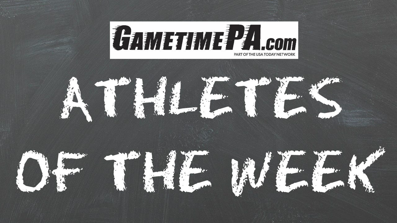 Watch: GameTimePA.com Athletes of the Week   Oct. 24-29