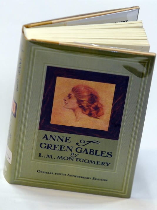 1 Anne of Green Gables