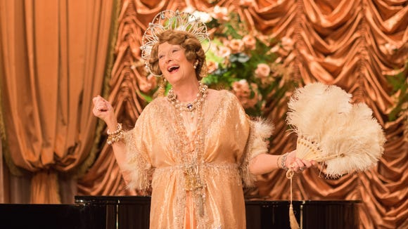 Meryl Streep is the title wannabe opera singer of 'Florence