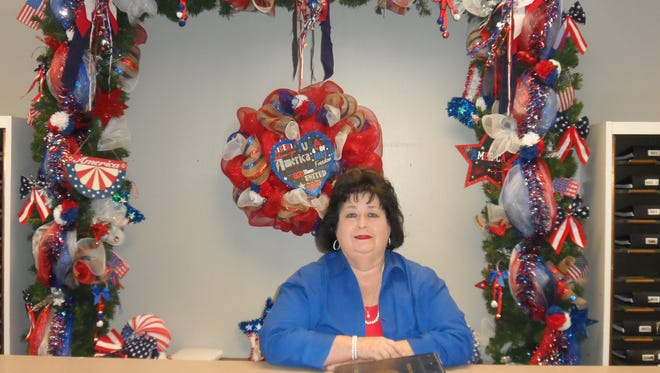 Lin Stewart will become Rapides Parish registrar of voters on Wednesday. Her swearing-in ceremony is set for 10 a.m. Thursday in front of the Rapides Parish Courthouse.