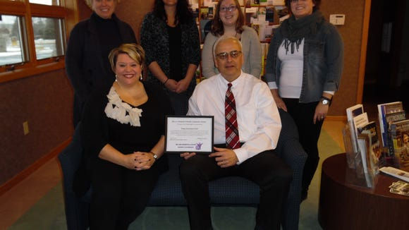 The Portage County Business Council recently completed training to become dementia friendly, making them the first community organization in Portage County to receive the designation.