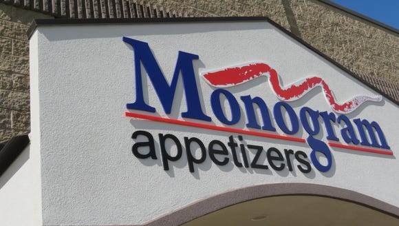 Monogram Appetizers has two facilities in Plover.
