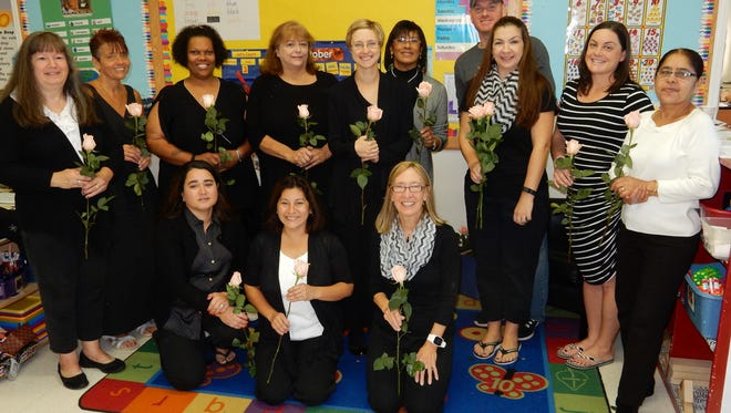 "Seven staff members have been awarded ""Teacher of the Year,"" at times during their 25 years in operation."