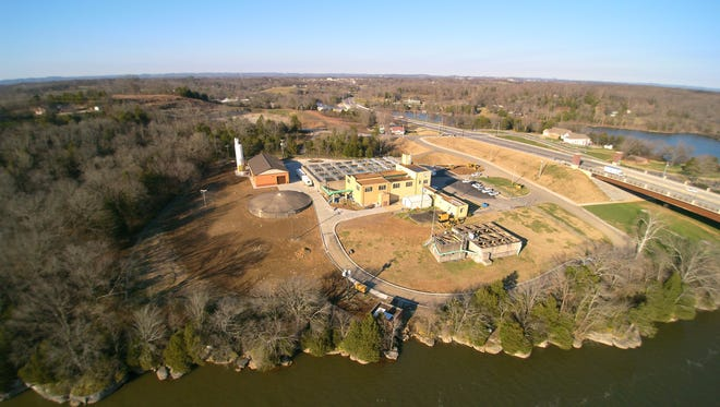 A recently competed $4.65 million upgrade project at Gallatin's Water Treatment Plant outfitted the facility to use low levels of bleach to disinfect teh water instead of potentially dangerous chlorine gas.