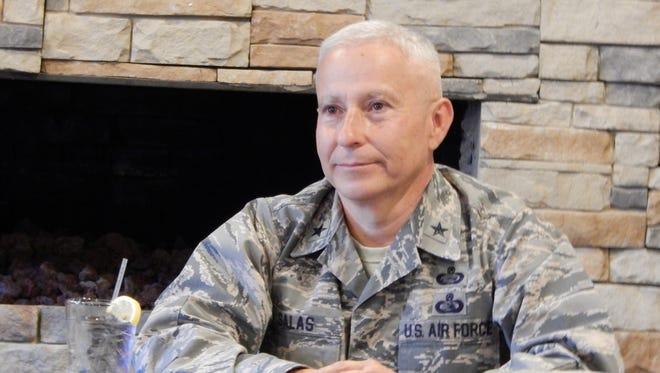 Brigadier General Andrew E. Salas