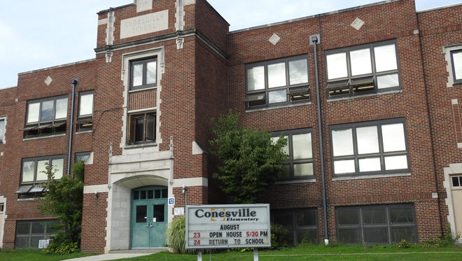 The River View school district will host a community town hall from 6 to 8 p.m. Thursday at Conesville Elementary to listen to residents' thoughts on meeting needs in the elementary school buildings.