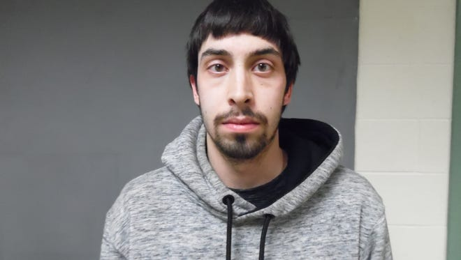 Jacob Burnham, 25, of Milton, was arrested at the Canadian border in Highgate on Tuesday on suspicion of sexual assault.