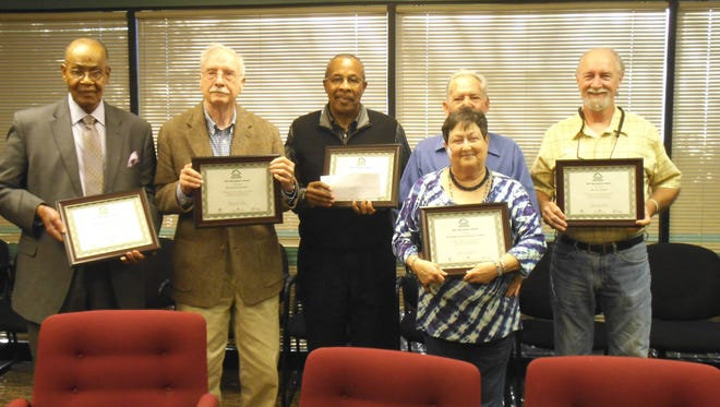 Winners of the Good Neighbor Award for the third round are Lawson Schuford Jr (Lakeside Acres),  William McClearly  (South Highlands), Walter Hunter(Country Club),  Vernon and Marilyn Varnell (Southern Hills), and Paul Waren (Southern Hills).