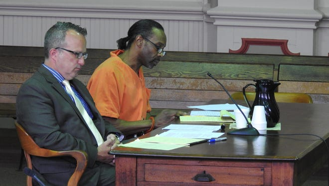 Ivan Smith was sentenced Wednesday to five years in prison for a variety of drug crimes, including cultivating marijuana, and money laundering.