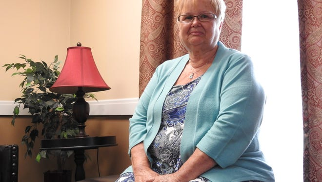 Dorothy Thomas, a victim advocate in Muskingum County, has worked with victims of sex crimes for nearly 20 years.