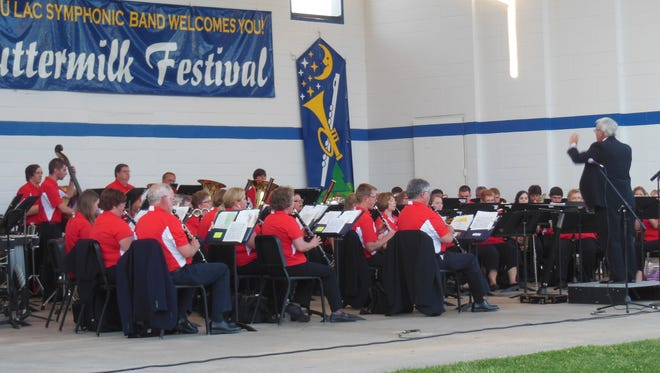 The Fond du Lac Symphonic Band will perform June 13 at the Wifler Performance Center in Fond du Lac.