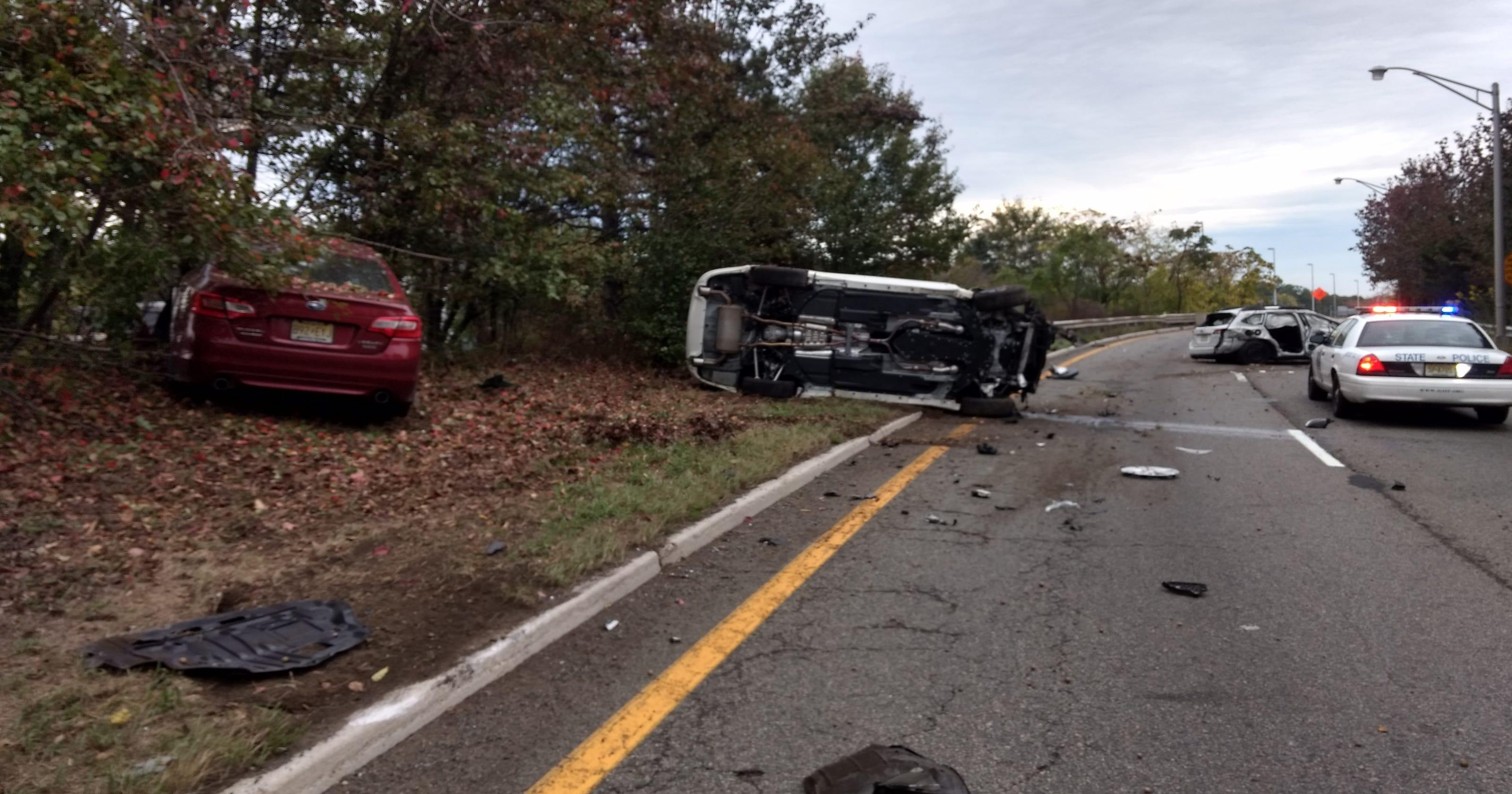 Car Crash Route 80 Nj – HD Wallpapers