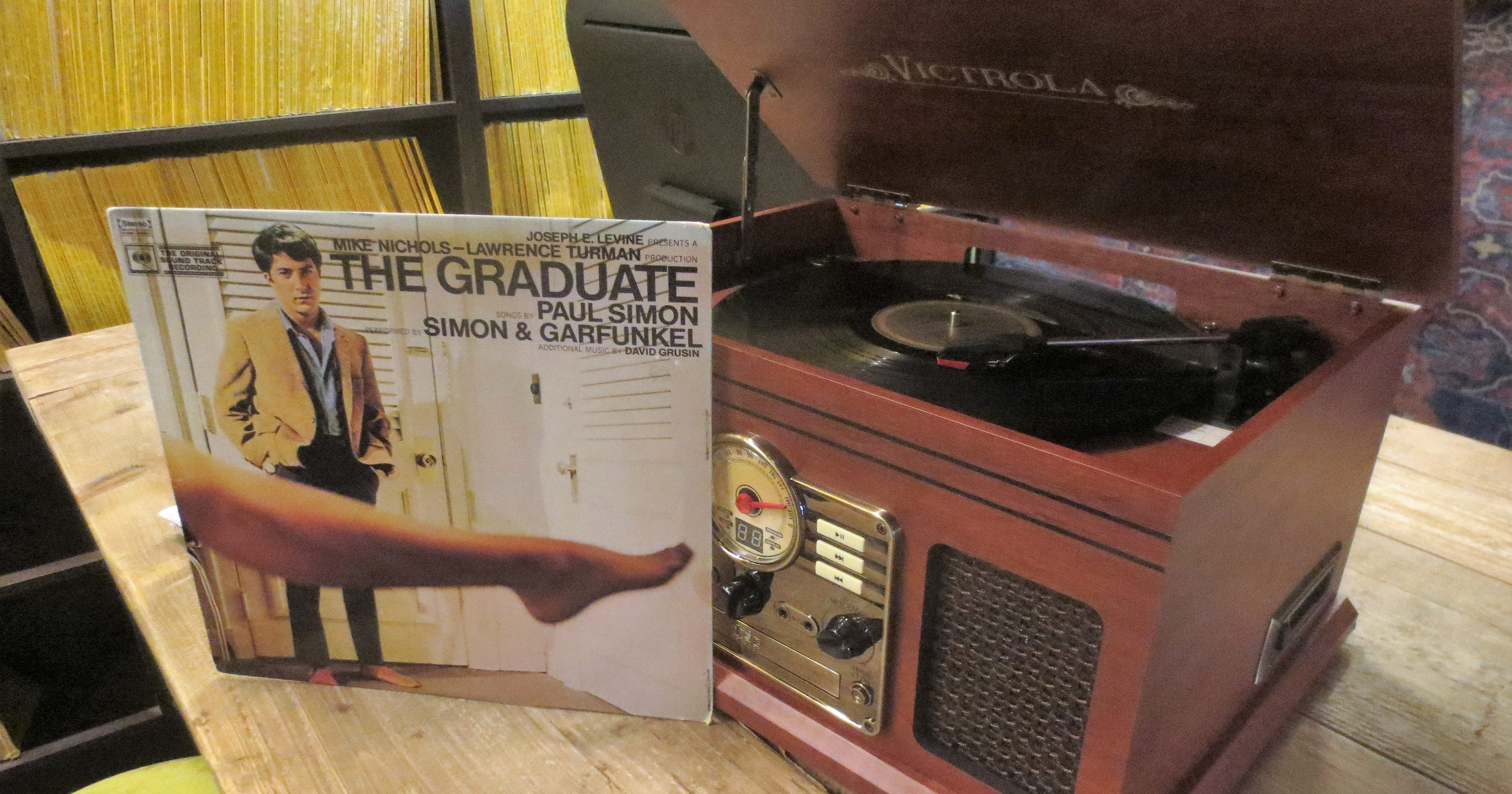 The Graduate': On the hunt for Mrs  Robinson in Berkeley, Calif