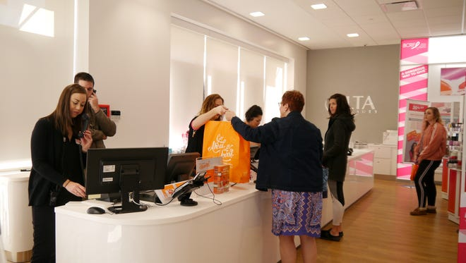 Ulta Beauty began its soft opening Friday at 207 Northwest Bypass.