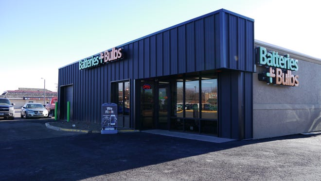 After seven years in its old locations, Batteries Plus Bulbs has moved to 2312 10th Ave. S.
