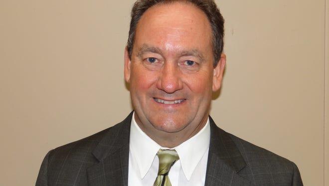 Ashwaubenon School District Superintendent Brian Hanes