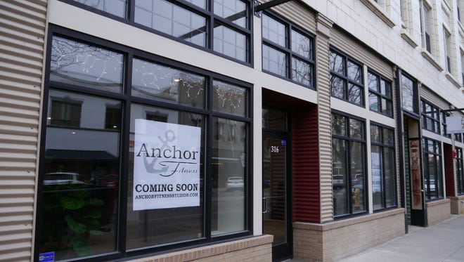 Anchor Fitness opens its new location at 316 Central Ave. on Jan. 1.