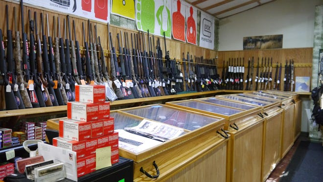 Highwood Creek Outfitters has been in business eight years and recently added an eight-lane indoor shooting range to their store at 205 9th Ave. S.