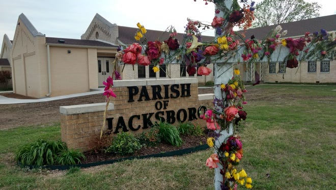 Last summer, two churches combined their resources to expand the present Memorial Christian Church building and create Jacksboro Parish. Construction is nearing completion and the community-friendly building will be dedicated April 15.