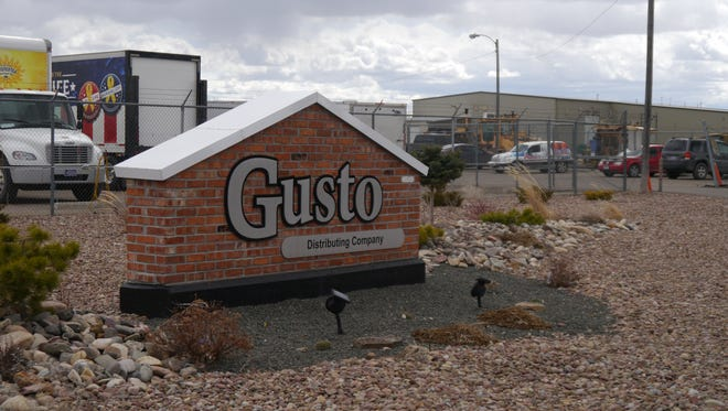 Gusto Distributing has been a major business in Great Falls for over 50 years.