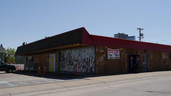 The Howard's Pizza Wine Mill location on the east side of Great Falls is undergoing a complete remodel this summer.