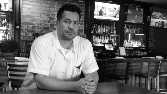 Giancarlo Borletti, the executive chef of The Dog & Cask in Rochelle Park